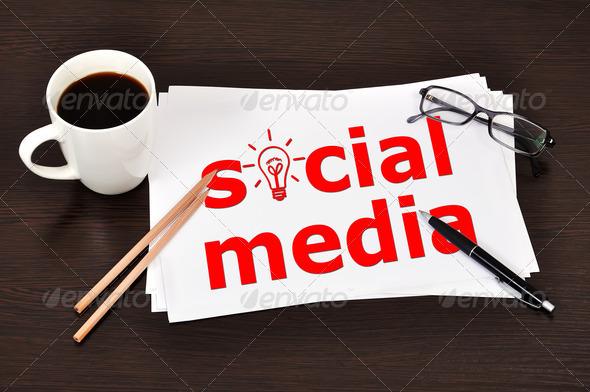 PhotoDune social media concept 3706990