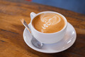 Cup of coffee in a restaurant, bar or café - PhotoDune Item for Sale