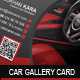 Car Gallery - Business Cardvisid - GraphicRiver Item for Sale