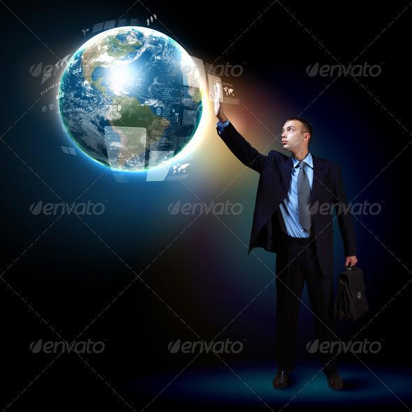 PhotoDune Modern technology in business 3710320