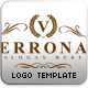 Verrona Logo Template - GraphicRiver Item for Sale