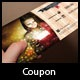 Giftable Coupon and Gift Card with Mock-Up - GraphicRiver Item for Sale