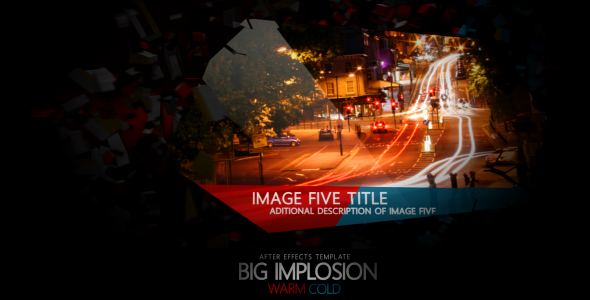 VideoHive Big Implosion 3714449