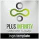 Plus Infinity Logo - GraphicRiver Item for Sale
