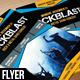 Rockblast Flyer - GraphicRiver Item for Sale
