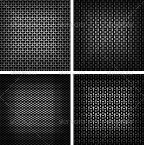 GraphicRiver Carbon Backgrounds 3715008