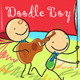 Doodle Boy-Cartoon Character - GraphicRiver Item for Sale