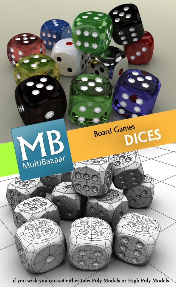 3DOcean mbDices 3715262