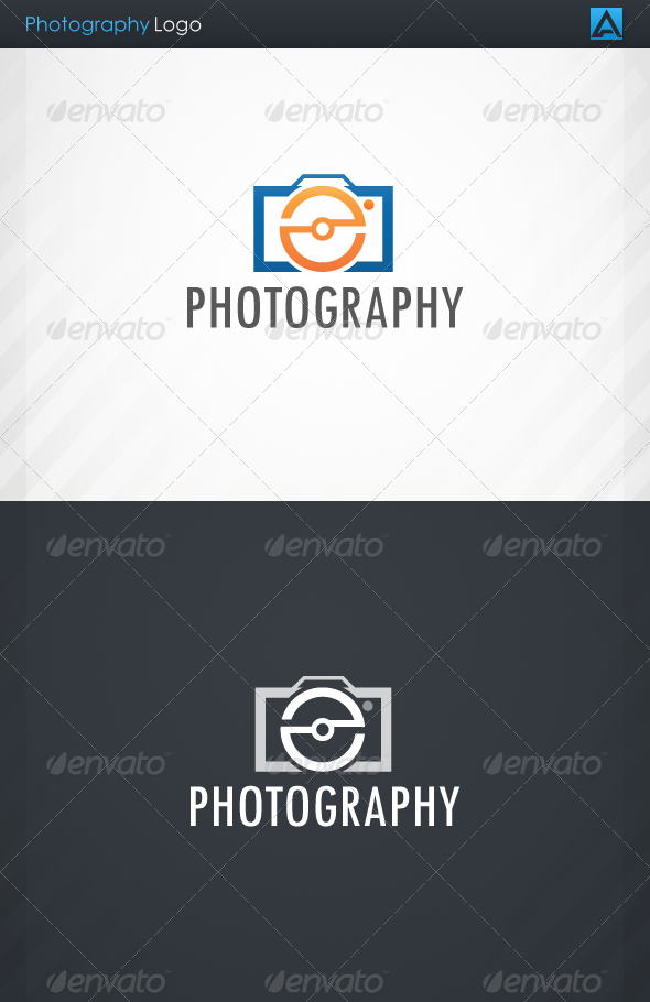 GraphicRiver Photography Logo 3273476