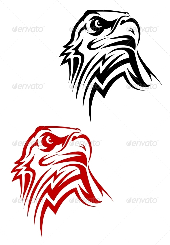 GraphicRiver Eagle Symbol 3715812
