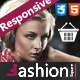 Fashion Shop Responsive Ecommerce HTML5 Theme - ThemeForest Item for Sale