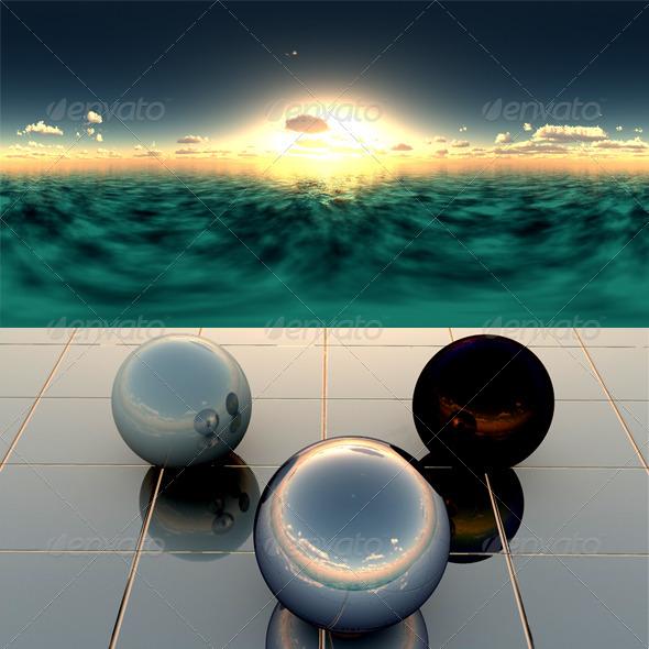 3DOcean Sea 40 3717063