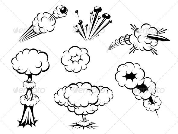 Explosions Set