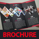 Fitness Brochure Tri-Fold - GraphicRiver Item for Sale