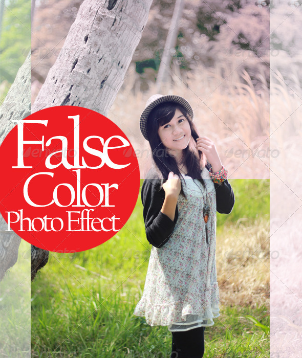 GraphicRiver False Color Photo Effect 3718132