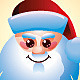 Cartoon Santa Claus with Gift Box - GraphicRiver Item for Sale