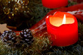 Advent Candle Light - PhotoDune Item for Sale