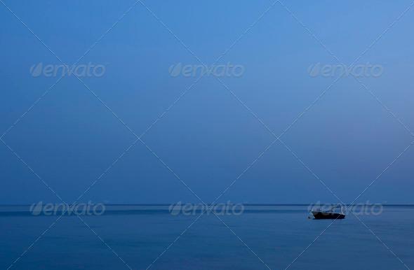 PhotoDune A boat 3719224