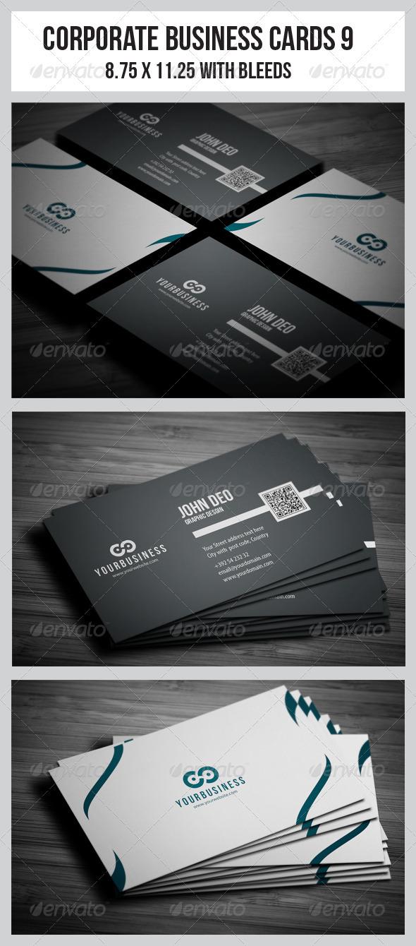 Corporate Business Cards 9 - Corporate Business Cards