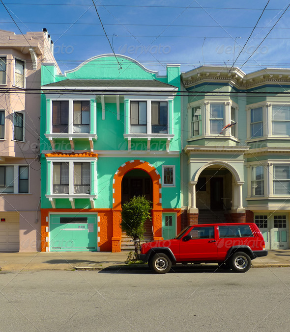 PhotoDune San Francisco architecture 3720140