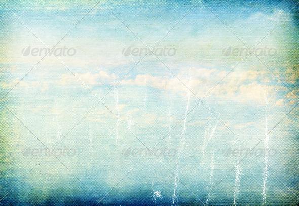 PhotoDune Beautiful cloudscape 3720094