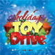 Holiday Toy Drive Flyer & Mailer - GraphicRiver Item for Sale