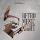 Retro Music Night / Poster - GraphicRiver Item for Sale