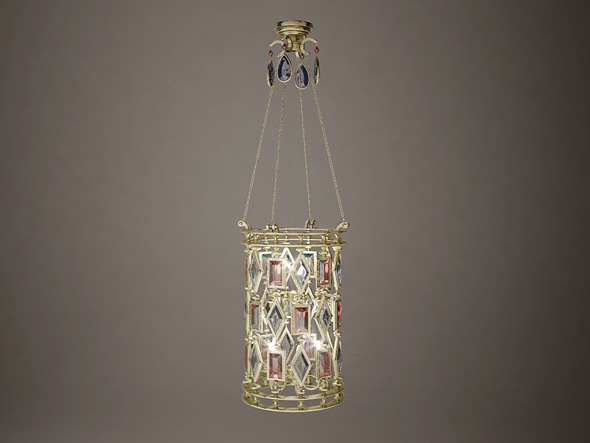Fine Art Lamps 727440 - 3DOcean Item for Sale