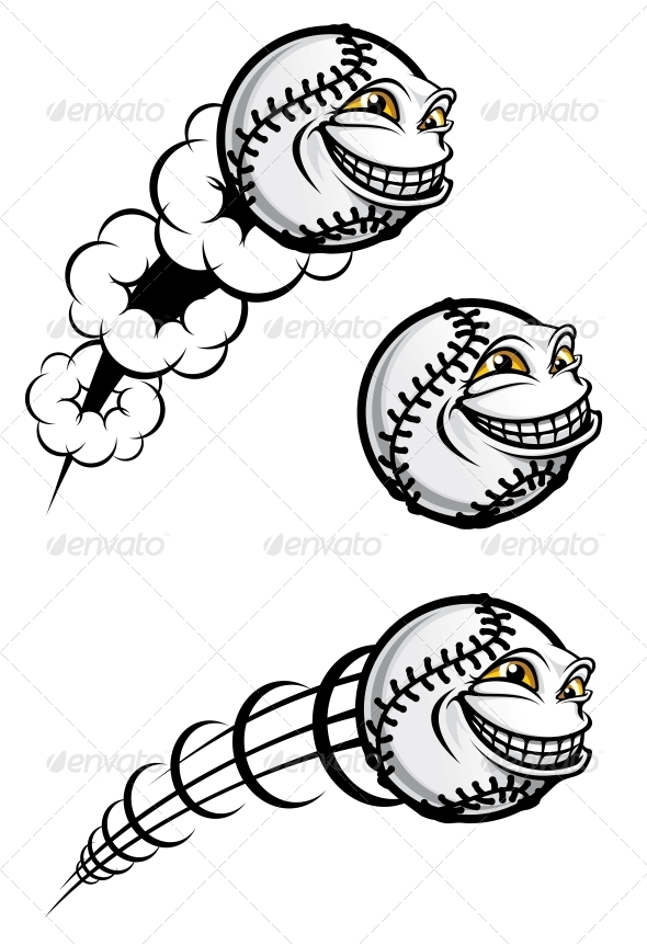 GraphicRiver Baseball Symbol 3720353