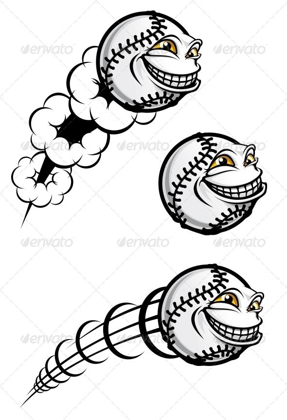 Baseball Symbol - Miscellaneous Characters