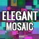 Elegant Mosaic Background