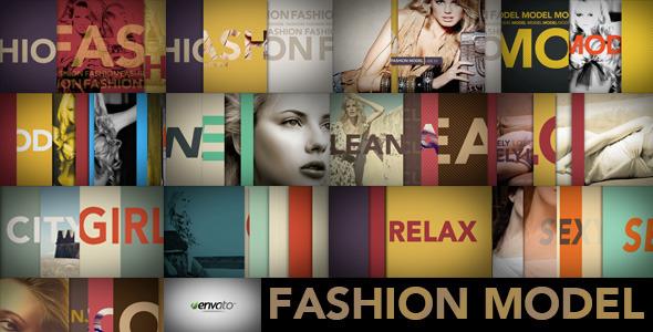 VideoHive Model Show 3684151