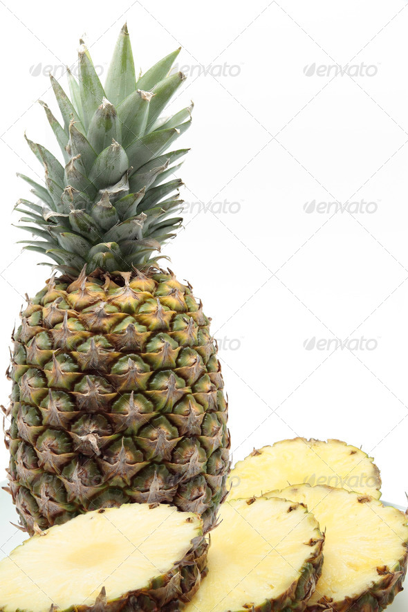 PhotoDune pineapple 3720522