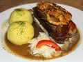 Grilled Pork With Potatoes - PhotoDune Item for Sale