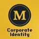 Creative Agency Corporate Identity Retro Style - GraphicRiver Item for Sale