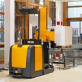 Automated forklift - PhotoDune Item for Sale