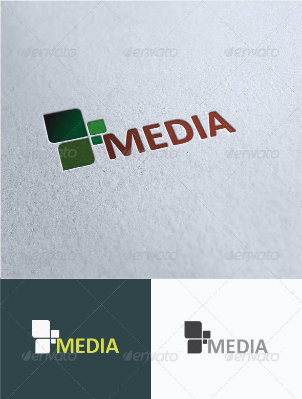 GraphicRiver Media Logo Template 3721839
