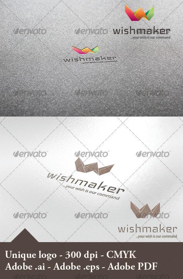 GraphicRiver Wishmaker Logo 3671883
