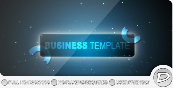 After Effects Project - VideoHive Company Presentation 239160