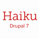 Haiku - Responsive Drupal 7 Theme - ThemeForest Item for Sale