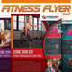 Fitness Flyer Vol.7 - GraphicRiver Item for Sale