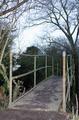 Metal Footbridge Over Water - PhotoDune Item for Sale