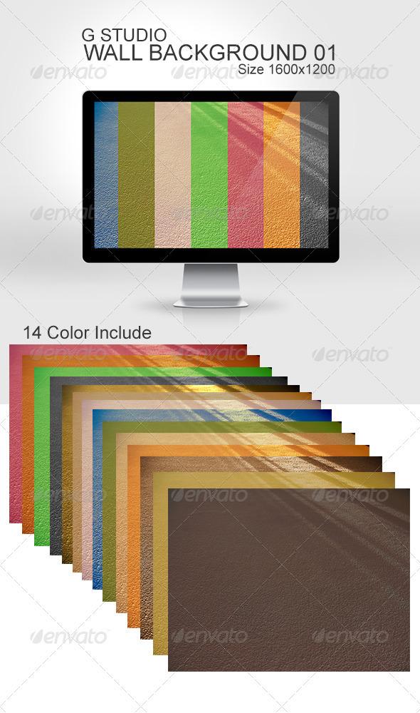 GraphicRiver Gstudio Wall Background 01 3730488