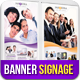 Informa - Outdoor Banner Signage - GraphicRiver Item for Sale