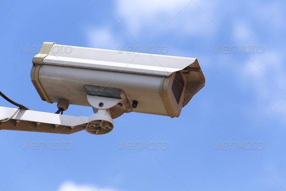 PhotoDune Closed-circuit television Security Camera 3732432