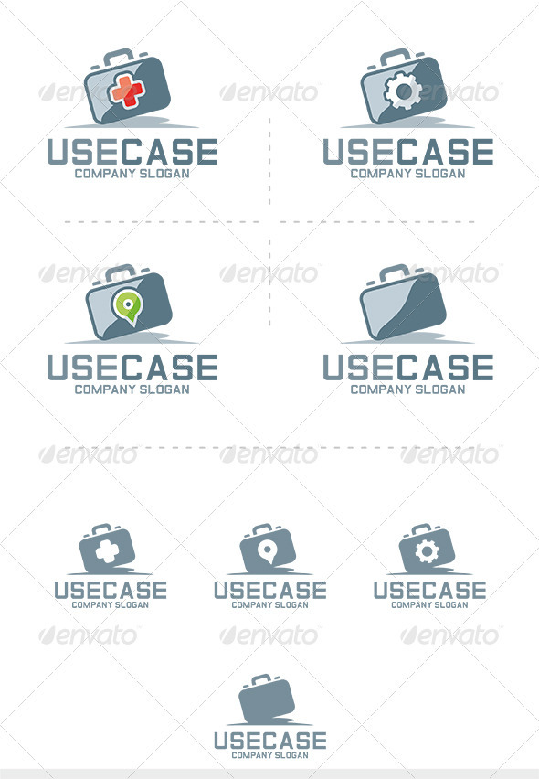 GraphicRiver Use Case Logo 3682308