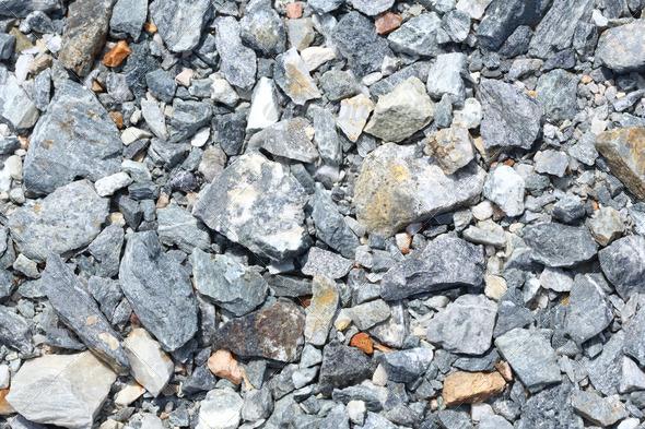 PhotoDune Crushed stone 3732436