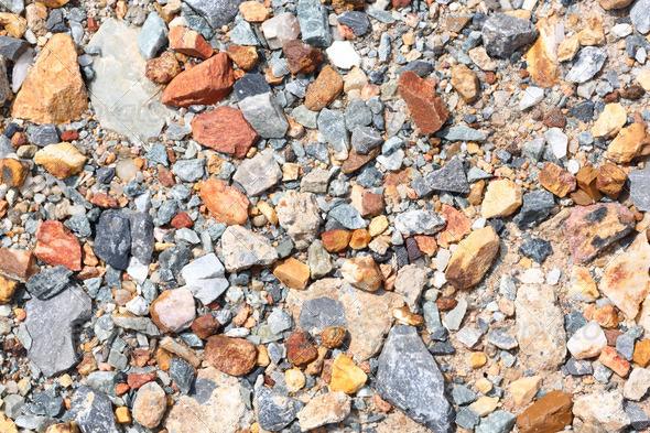 PhotoDune Crushed stone 3732468