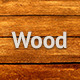 Wood Texture From a Deck - GraphicRiver Item for Sale