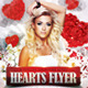 Hearts Flyer - GraphicRiver Item for Sale